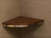 Bath Seating - Corner Seat 2