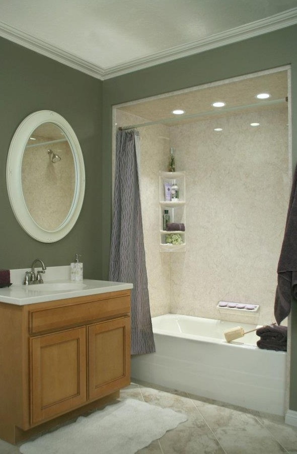 Acrylic Tub Shower Units. Shop Prolux Tub Liners  Fenwick Bath Bathroom Renovations Victoria BC