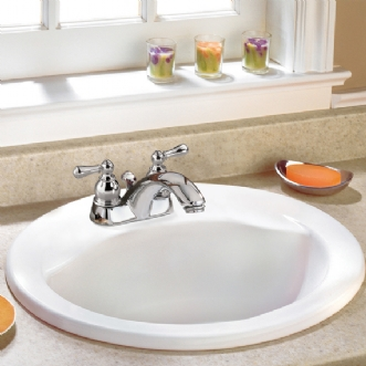 Top Mounted and Vessel Sinks are becoming more frequent selections for ...