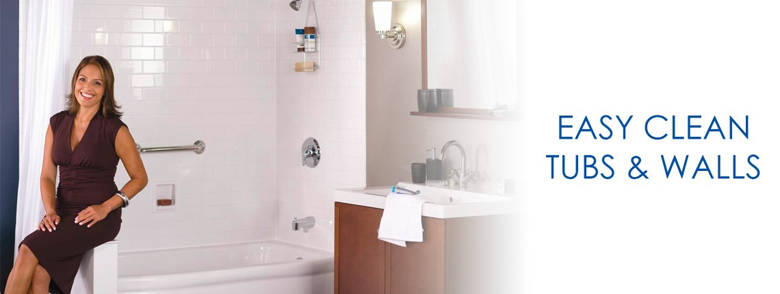 Bathroom Renovations And Remodelling In Victoria BC Fenwick Bath - Easy way to clean tub